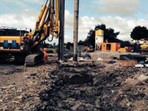 Downpatrick Pipeline Ground Stabilisation Project