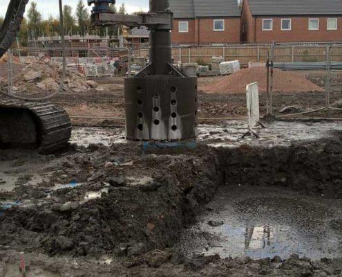 Deep Soil Mixing Harrowby Road