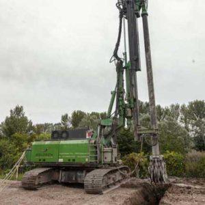 Soil Stabilisation Runcorn