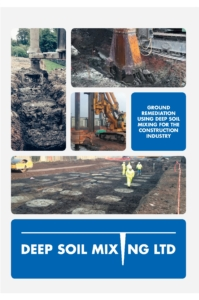 Deep Soil Mixing Literature